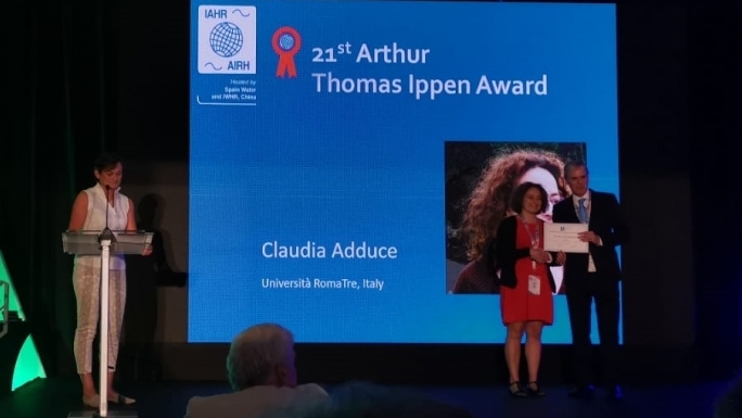 Ippen Award 2019 alla prof.ssa Adduce