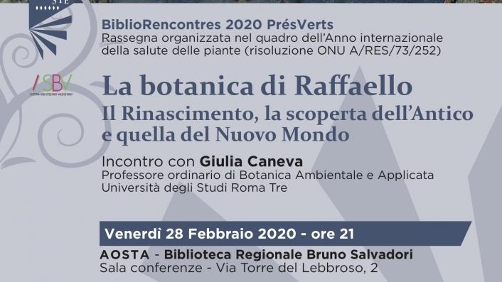 Agenda internazionale: la prof.ssa Caneva ad Aosta