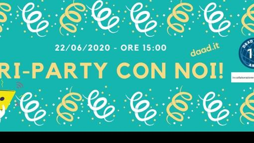 DAAD - Ri-party con noi