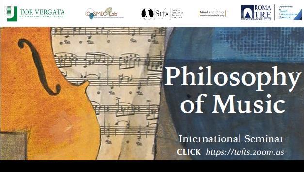 Philosophy of Music - International Seminar