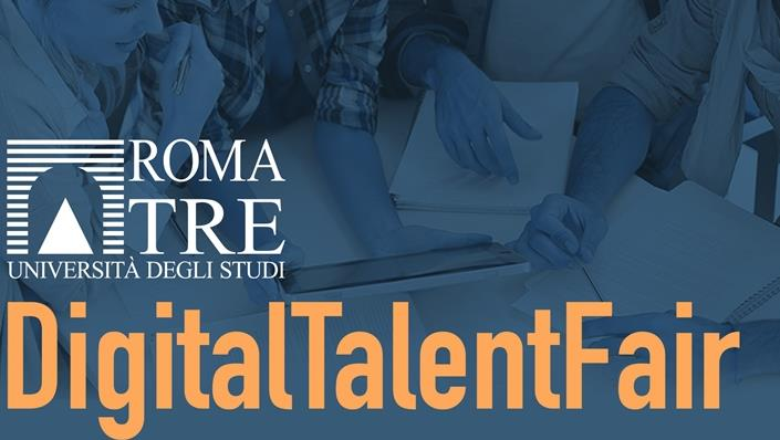 Roma Tre Digital Talent Fair