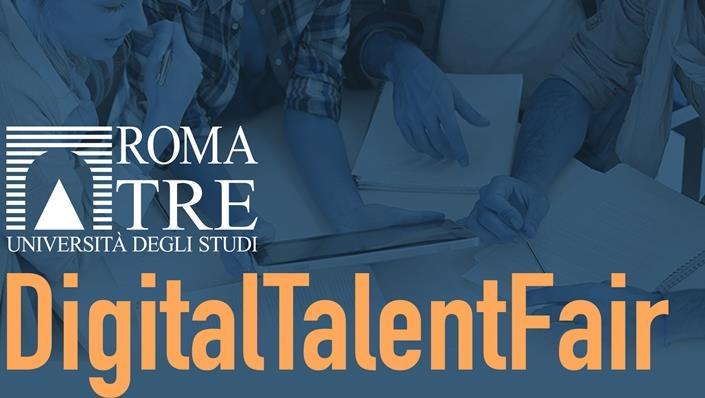 Roma Tre Digital Talent Fair