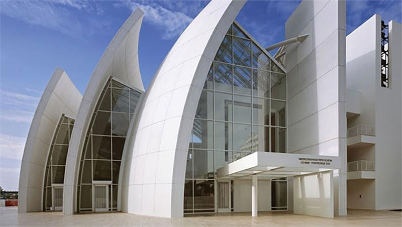 Architetture al Cubo 2019. Chiesa di Dio Padre Misericordioso