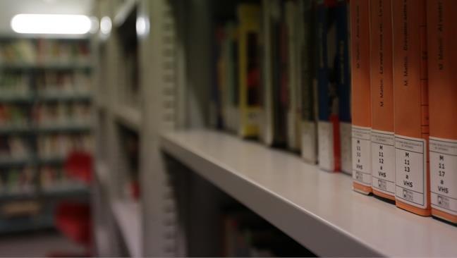 Roma Tre non si ferma - biblioteche online