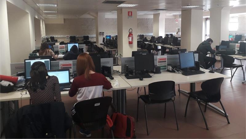 Chiusura temporanea aula Campus