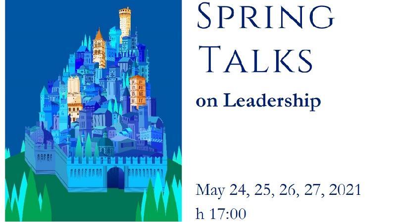 Spring Talks on Leadership