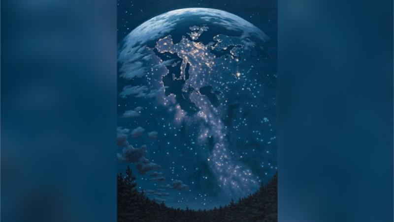 """Serata osservativa: """"Da Cassiopea all'Aquila: stelle, costellazioni, oggetti remoti lungo la Via Lattea"""""""