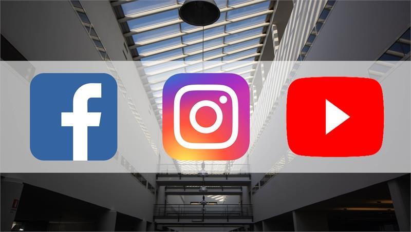 Seguici sui nostri canali Social Network