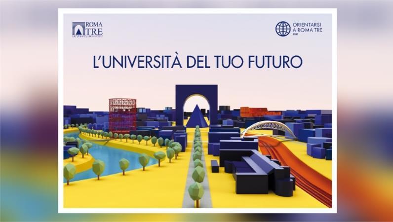 Presentazione del Dipartimento di Scienze - Orientarsi a Roma Tre 2021