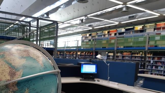 Biblioteca umanistica: riapertura sala lettura al piano terra (sede centrale)