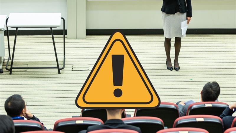 Avviso misure restrittive per didattica in presenza
