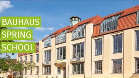 Bauhaus Spring School 2022