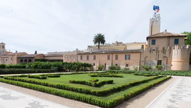 Avviso di selezione per tirocini presso Tenuta di Castelporziano
