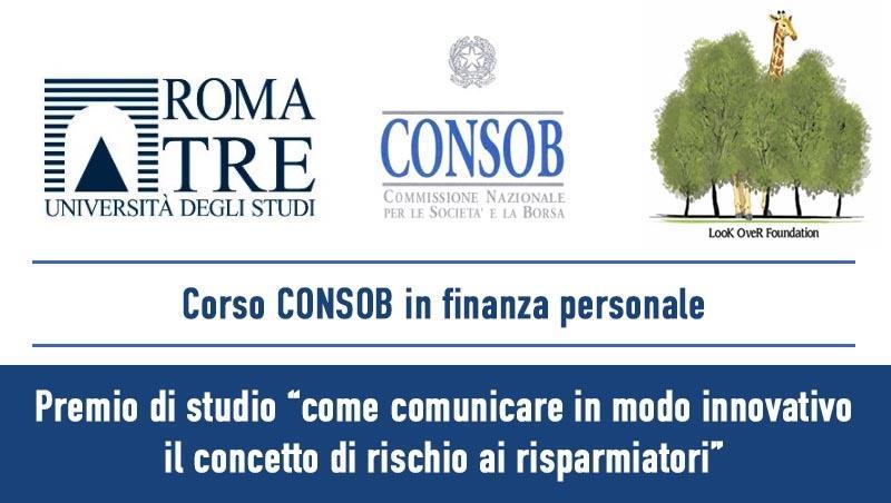 Corso CONSOB e premio di studio