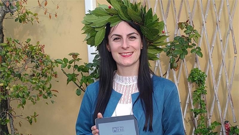Laurea telematica: l'esperienza di Valentina Armeni, neodottoressa del corso di laurea magistrale in Geologia