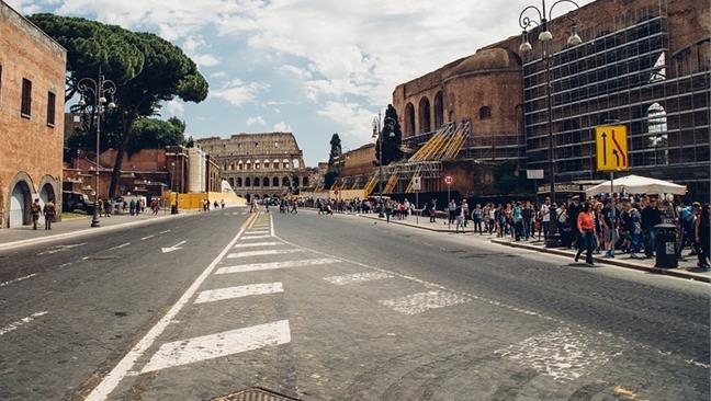 Uno sguardo dentro la città nei giorni dell'emergenza sanitaria con MAPPA ROMA - 9, 11,12 Novembre 2020
