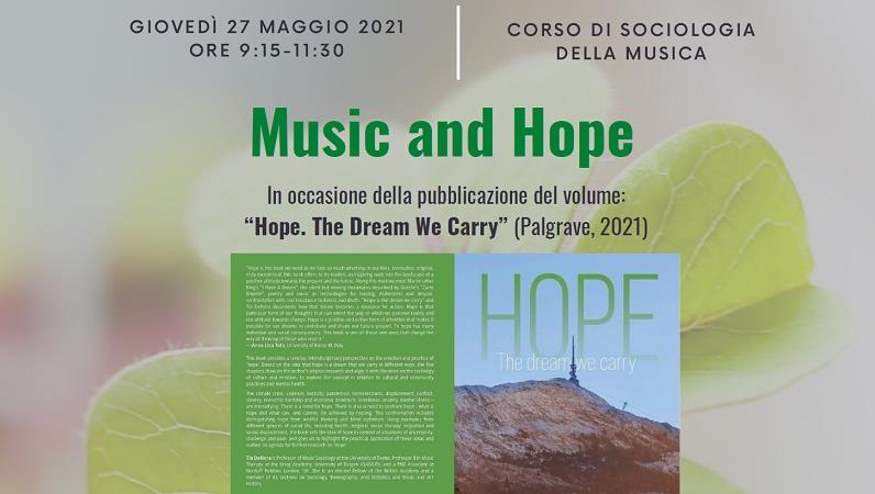 Music and Hope