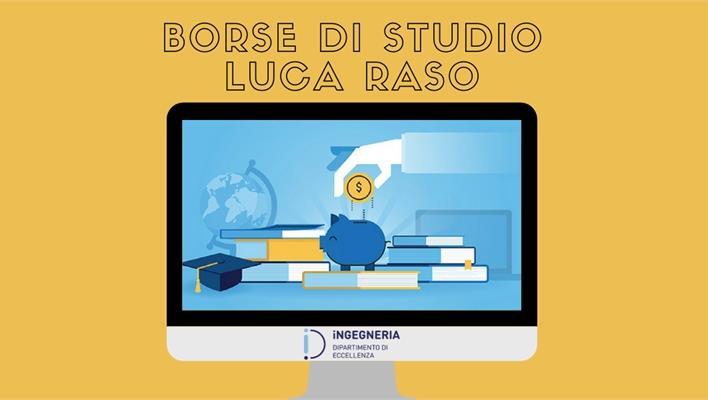 Borse di Studio per gli iscritti alle lauree magistrali di Ingegneria Informatica e Ingegneria Gestionale e dell'Automazione