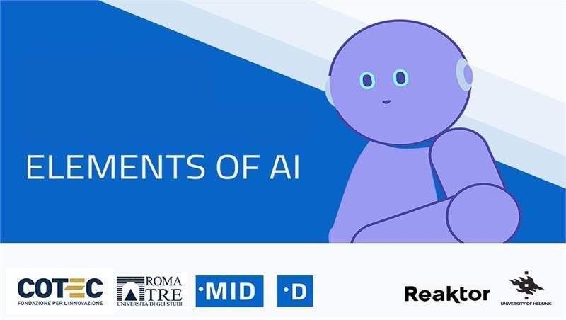 Elements of AI, l'intelligenza artificiale per tutti