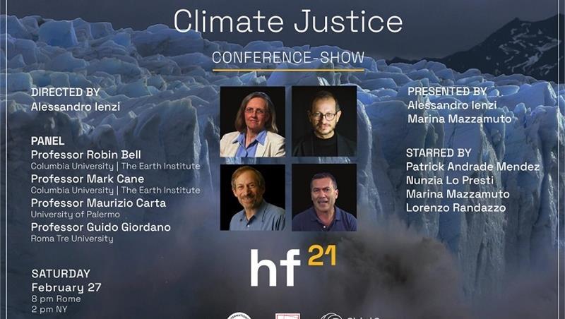Human Freedom 2021, conferenza sulla giustizia climatica