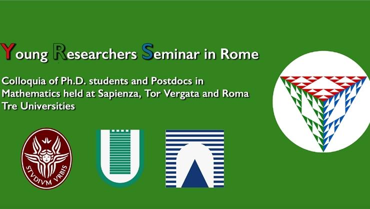Young Researchers Seminar in Rome ( Phd in Matematics)