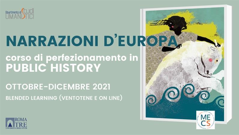 Narrazioni d'Europa. Corso di perfezionamento in Public History