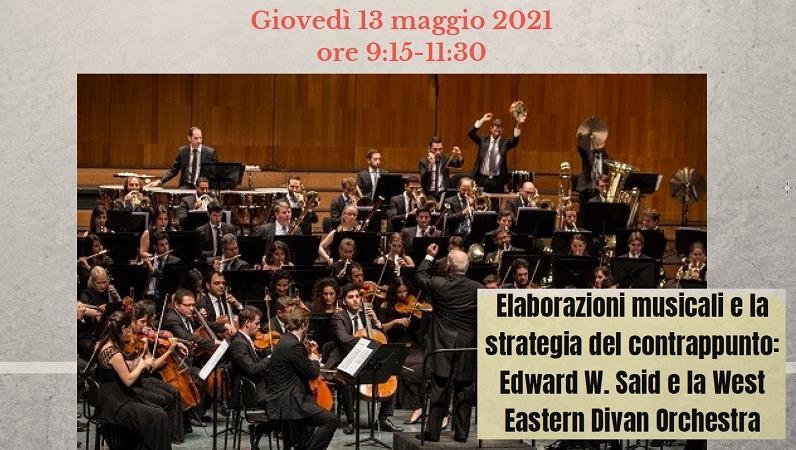 Elaborazioni musicali e la strategia del contrappunto: Edward W. Said e la West Eastern Divan Orchestra