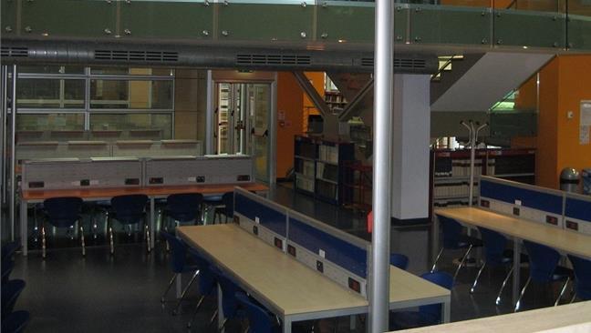 Biblioteca di Area Scientifica - Biblioteca di Area Tecnologica. Riapertura sale lettura
