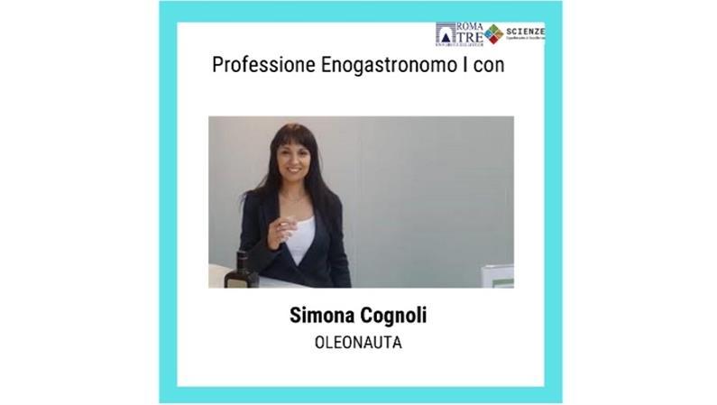 Professione Enogastronomo I con Simona Cognoli (Oleonauta)