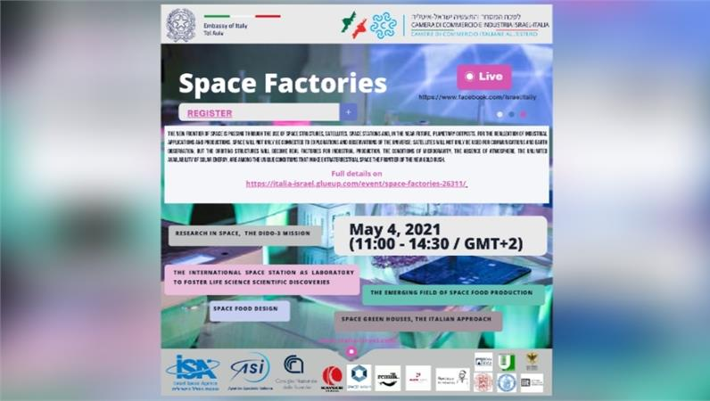 Space Factories. Emerging applications on space stations