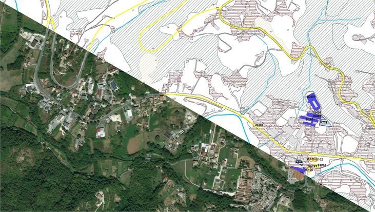 Ingegneria Civile: iscrizione al corso di Analisi Territoriale