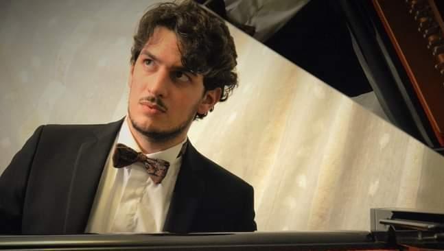 Young Artisti Piano Solo Series - Federico Ercoli