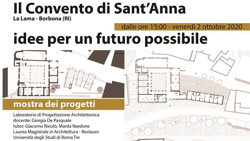 Mostra Ricostruzione post-sisma. Idee per un futuro possibile