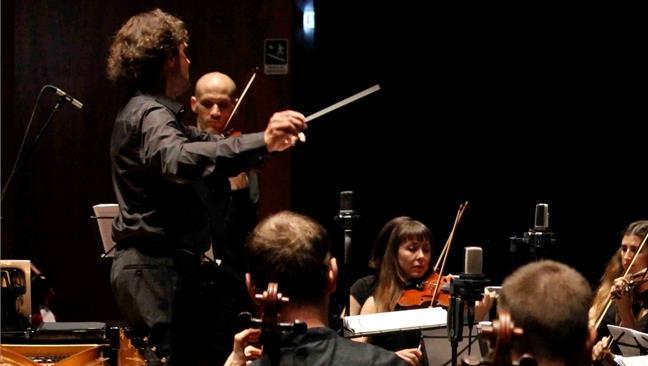 Roma Tre Orchestra -  La musica d'oggi per due pianoforti