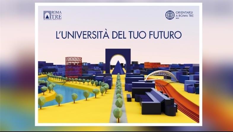 Presentazione del Dipartimento di Filosofia Comunicazione e Spettacolo - Orientarsi a Roma Tre 2021