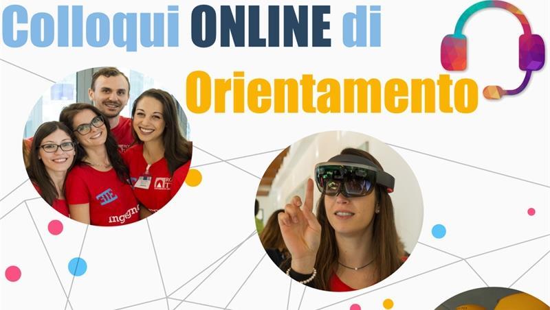 Colloqui di Orientamento Online