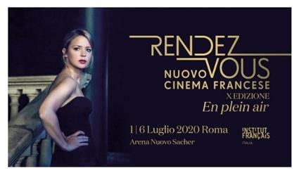 Rendez-Vous - Festival del nuovo Cinema Francese