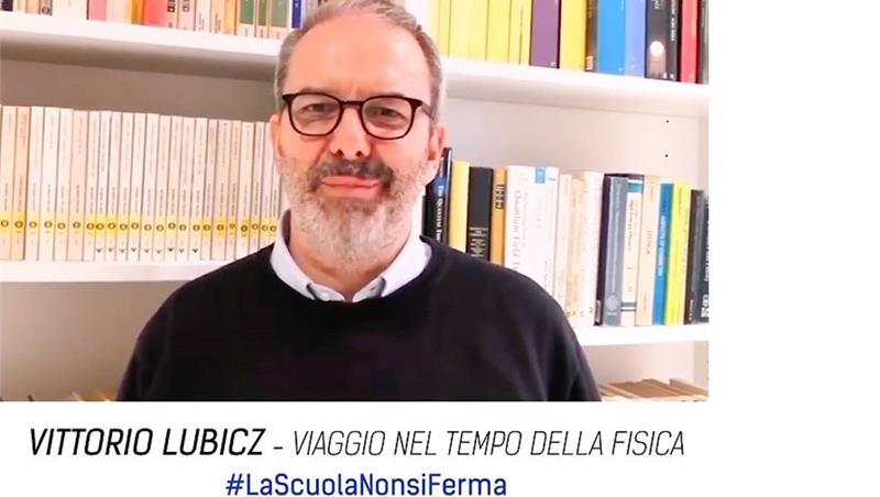 """Vittorio Lubicz è di nuovo uno dei """"maestri"""" di RaiTre"""