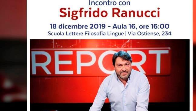 ComunicaTre incontra Sigfrido Ranucci