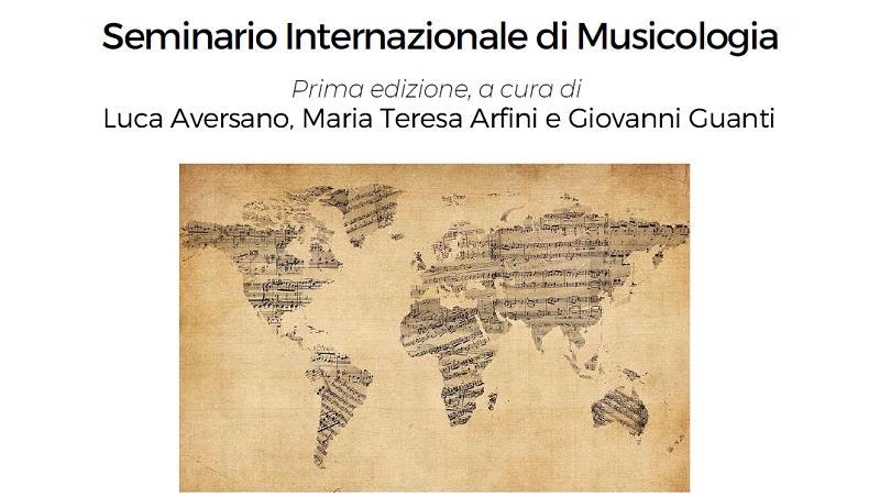 Seminario Internazionale di Musicologia