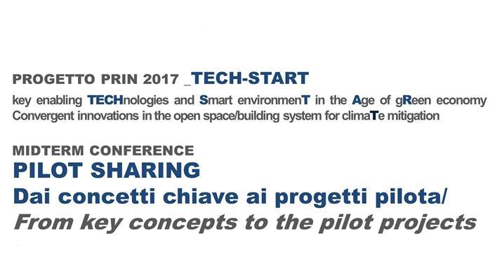 "Midterm Conference PRIN 2017 ""TECH-START"""