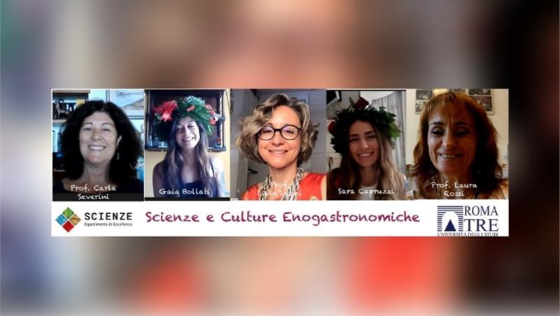 Congratulazioni a Gaia Bollati e Sara Capruzzi, laureate cum laude in Scienze e Culture Enogastronomiche!