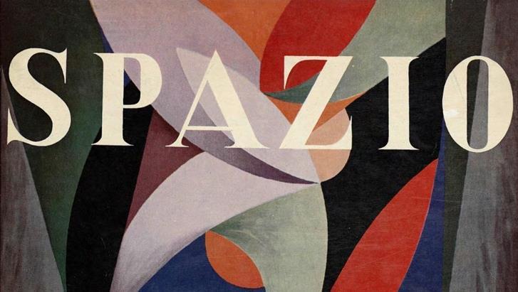 Pubblicazione online della rivista Spazio (Biblioteca di Area delle Arti - Sezione Architettura)