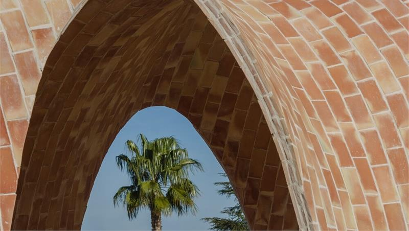 Bóvedas tabicadas. Strutture sottili in laterizio