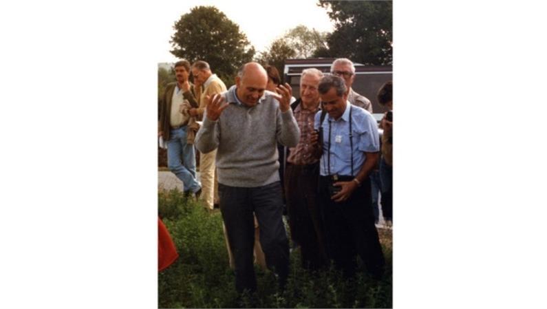Addio al prof. Antonio Praturlon, grande geologo e scienziato, padre fondatore del Dipartimento di Geologia e dell'Università degli Studi Roma Tre