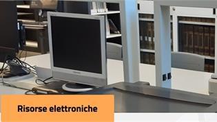 Due nuove videoguide all'uso delle risorse elettroniche (Biblioteca di Area delle Arti)