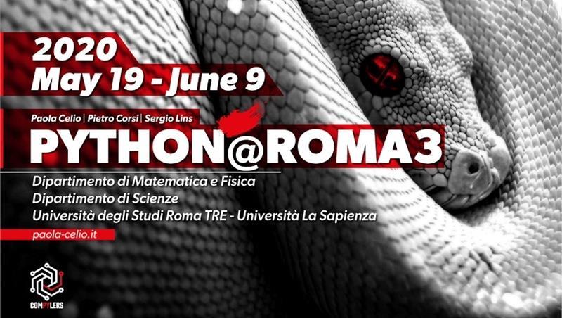 Python@RomaTRE