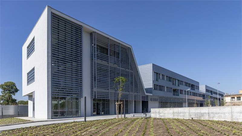 Nuovo studentato a Valco San Paolo | Open House Roma