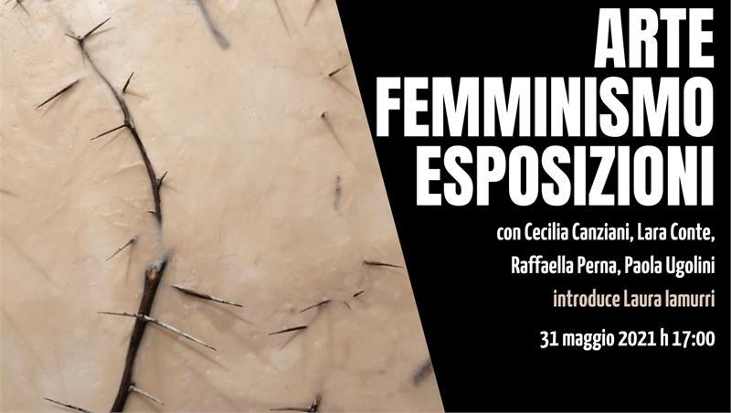 Arte femminismo esposizioni