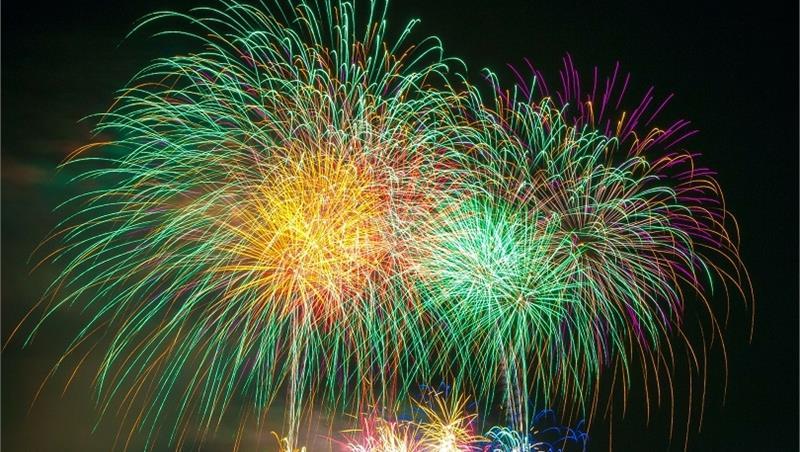 Inquinamento provocato dai fuochi d'artificio